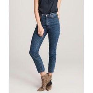 Abercrombie Annie High Rise Girlfriend Jeans
